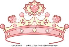 Google Image Result for http://images.clipartof.com/small/1069860-Clipart-Pink-Tiara-Royalty-Free-Vector-Illustration.jpg