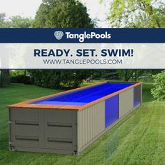 Pre-orders are filling up quick, get yours today! call 1 888 800 4469 Tangle Pools are ready to go just plug and play! Your Tangle Pool can be connected and filled the same day it arrives. Just turn the heat on with your smartphone or smart device and your pool will be ready to …