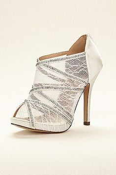 MAID OF HONOR/ BRIDESMAIDS SHOE (FOR ALL) $99.95