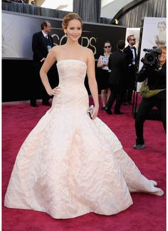 Oscars 2013: big winner Jennifer Lawrence