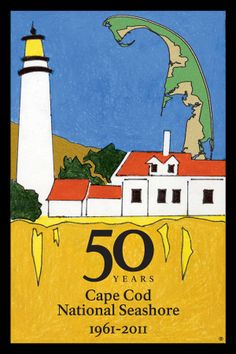 50 Years Of Cape Cod National Seashore (USA)