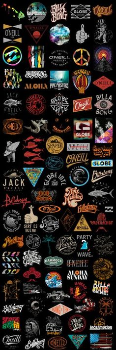 T-Shirt & Graphic Design Resources: Tutorials, Workshops, Fonts, Textures, and Mockup Templates. Graffiti Wallpaper, 2 Logo, Graphic Design Inspiration, Portfolio Design, Cool Designs, Vintage Logos, Vintage Graphic, Pogba Manchester, Surf Brands