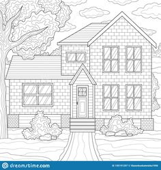 Skull Coloring Pages, School Items, Buildings, Floor Plans, Diagram, City, Books, Ideas, Watercolor Painting