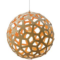 Coral Pendant by David Trubridge at Lumens.com