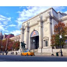 Fall is in full swing at the American Museum of Natural History!