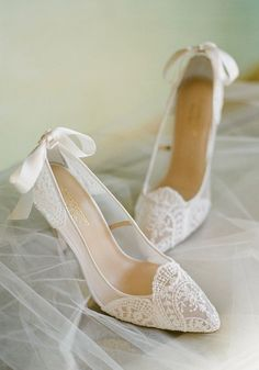 Giselle Wedding Shoes – Claire Pettibone Design Atelier You are in the right place about comfy weddi Claire Pettibone, Stilettos, Stiletto Heels, Wedding Pumps, Lace Wedding Shoes, Designer Wedding Shoes, Wedding Veils, Wedding Dress Trends, Wedding Dresses