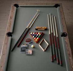 Brunswick Tournament Billiards Table