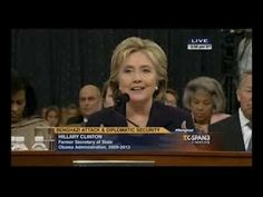 Chairman Gowdy questions Secretary Clinton about Benghazi - Round 2.....10/22/15