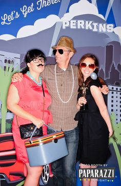 Portland Business Journal's 2012 FASTEST GROWING 100 Photo Booth Highlight: 3/4 of the Anvil Media executive team