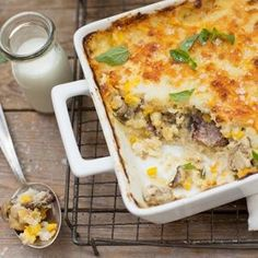 Layers of beautiful flavours that make a great braai side dish.