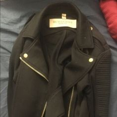 Burberry Brit jacket size 4 Great jacket. Excellent condition. Burberry Jackets & Coats Pea Coats