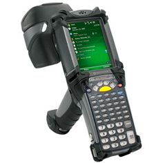 Motorola's MC9090-Z RFID handheld reader gives your workers the ability to capture a comprehensive range of data – from RFID tags and images to 1D, 1D at extended ranges and 2D bar codes