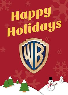 Warner Bros. Happy Holidays Blog App and a great FLASH #giveaway too! ends 12/20