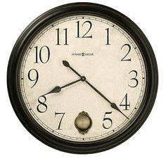 Glenwood Falls Wall Clock by Howard Miller