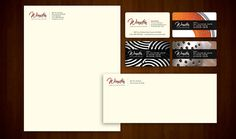 Weinstein Rebranding Campaign- Stationary & Business Cards
