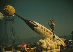 Torrance Float - 1956 Tournament of Roses Parade | Flickr - Fotosharing!