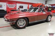 1967 Chevrolet Corvette Convertible 427/435 NCRS TOP FLIGHT! TANK STICKER! RESTORED! VERY RARE!