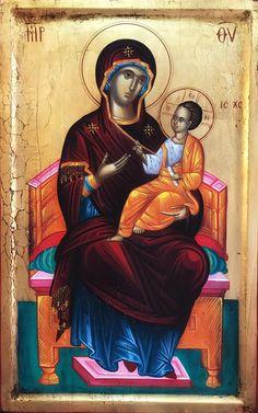 Byzantine Icons, Orthodox Icons, Madonna, Holi, Christ, Marvel, Wallpaper, Movie Posters, Painting