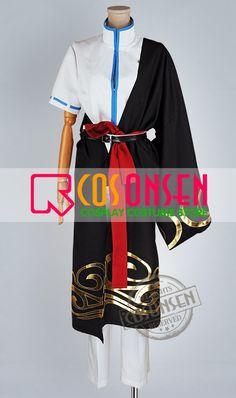 Gintama Kintoki Sakata Cosplay Costume
