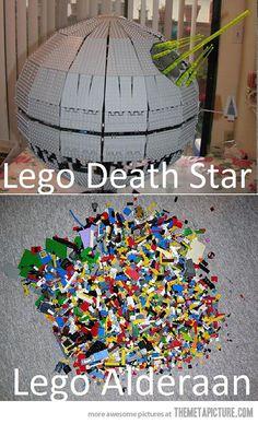 Lego Star Wars…