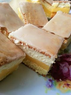 My sweet a life: Cytrynowiec Cooking Recipes, Healthy Recipes, Polish Recipes, Sweet Recipes, Cheesecake, Cookies, Food, Pies, Kuchen