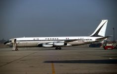 Air France, Boeing 707-320