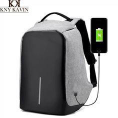 Aliexpress.com: Kup Kny kavin kk 2017 nowy projekt usb ładowania plecak wielofunkcyjny duża pojemność torby plecaki 15 cal laptopa torba podróżna na co dzień od zaufanego charging backpack dostawcy na Bestore Dress With Co.,Ltd.