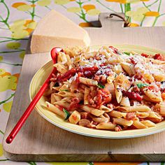 Penne with Bacon & Fennel Sauce food recipes, main dish, 30minut meal, italian dinners, rachel ray, bacon, pasta, rachael ray, fennel sauc