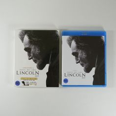 LINCOLN Blu-ray [Korea First Press Edition, SlipCover, Booklet] Steven Spielberg
