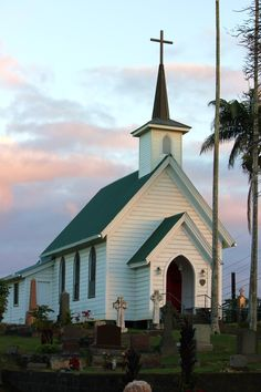 Sweet little church in Hawaii