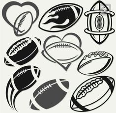 Football Decal Svg Cuttable Designs - mens green denim shirt, mens black long sleeve button down shirt, short sleeve button shirt *ad Football Mom Shirts, Football Cheer, Football Season, Football Tattoo, Football Decor, Football Moms, Football Crafts, Football Wreath, Silhouette Cameo Projects