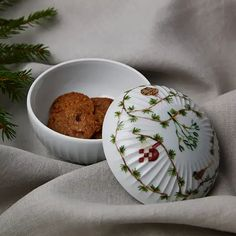 Kähler Christmas decoration Danish Design, Tableware, Christmas, Decorations, Yule, Dinnerware, Navidad, Dishes, Xmas