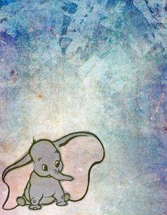 Dumbo azul