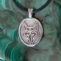 "Celtic Wolf Pendant Necklace in Fine Pewter - ""Live bold, trust your instincts."" - Celtic Knot Wolf Pewter Pendant by CelticKnotWorks on Etsy https://www.etsy.com/listing/228074739/celtic-wolf-pendant-necklace-in-fine"