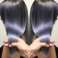 Blue hair Blue Hair