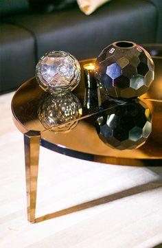Fendi Casa decoration, Luxury Living Group #detail #candle #deco #murano