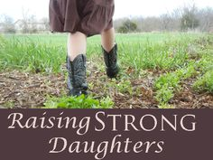 Raising Homemakers — Teaching and preparing our daughters in the art of homemaking