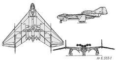 Alemania Arado e 555