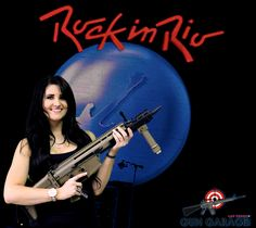 Don't forget to bring your 'Rock in Rio' ticket to our Range to get a FREE Gun Garage T-Shirt with ANY Shooting Experience!  (Shirt sizes are subject to availability. Limit of one shirt per customer). Offer available from 5/8/15-5/17/15. #RockInRio #GunGarage #Vegas