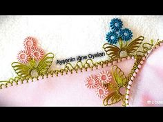 Crochet Borders, Make It Yourself, Asd, Counting, Lace, Flowers, Crochet Edgings