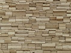 Spruce 3D Wall Cladding LOG Treewall Series by Salis