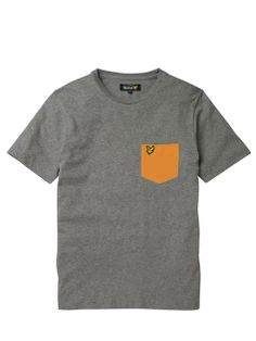Lyle and ScottContrast Pocket T-shirt