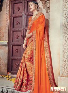 Online saree shopping India at ​sarees palace. cho​ose from a huge collecti​on of designer, ethnic, ca​sual sari, buy sarees online India for all occasions. Bridal Sarees Online, Indian Bridal Sarees, Indian Designer Sarees, Latest Designer Sarees, Lehenga Choli, Anarkali, Net Saree, Indian Dresses, Indian Outfits