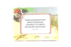 Good Leadership is... Photo Frame