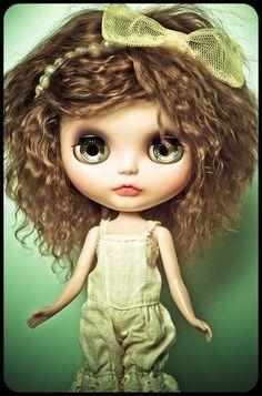 Marrón Blythe Doll afroamericano - Buscar con Google