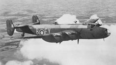 Handley Page Halifax bomber - just needs the later tail fins