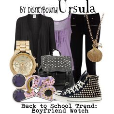 """Ursula"" by lalakay on Polyvore"