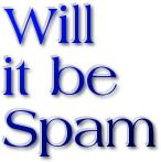 Will it be treated as Spam? - Persona Paper