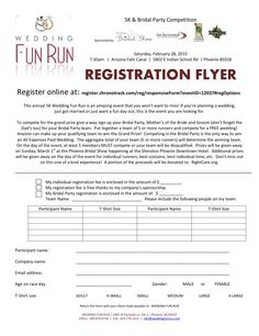 Festival Event Registration Forms  Lp Ff Uw K Run Registration