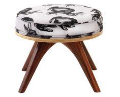 Love These from designteamfabrics Square Ottoman, Round Ottoman, Ottoman Bench, Round Coffee Table, News Design, Stool, Ottomans, Interior Design, Hare